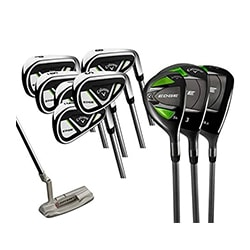 Callaway-Unisex's-Edge-10-Piece-Golf-Set