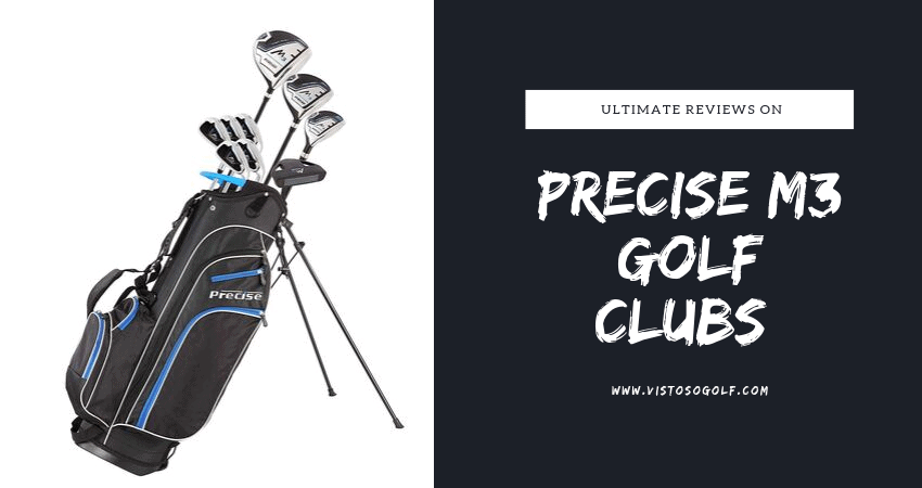 Precise M3 Golf Clubs Review
